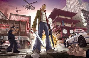 Арт GTA Chinatown Wars