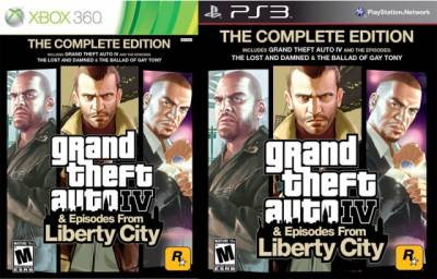 GTA 4: The Complete Edition в октябре!