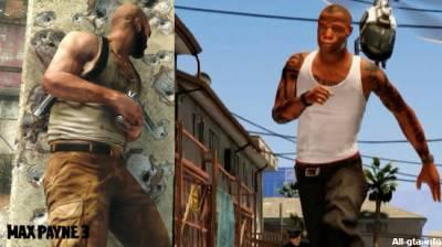 Max Payne GTA 5